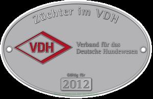 Züchter im VDH 2012