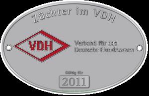 Züchter im VDH 2011