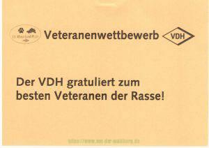 Veteranenwettbewerb